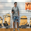 me - Giffoni 2017 - despicable me 3