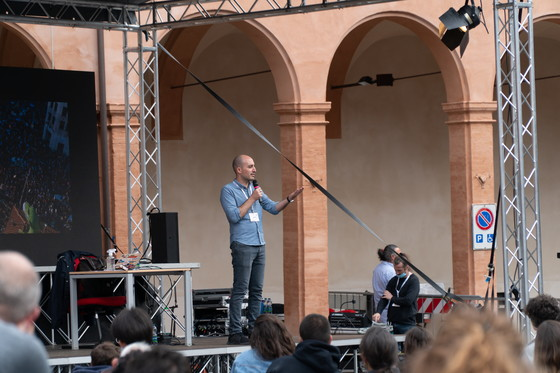 Il Post, TALK, Faenza - 180